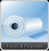 Folien und Polyester