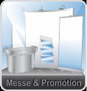 Messe und Promotion