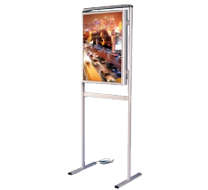 Infodisplay MagicLight, Posterformat DIN B2 - einseitig