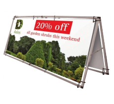 Mobile Outdoor-Bande 2340 x 840 mm