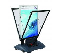 LED Kundenstopper für Außen-und Innen-DIN A-1