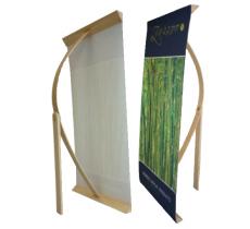 Bambus Tischbanner 28x42cm