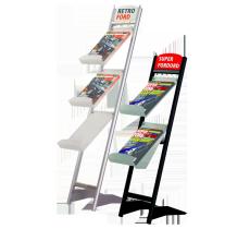 Prospektständer SlideIn für DIN A4 2x