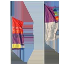 Fahnen - Flaggen - Fahnenstoff